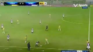 El 3-1 de Quilmes a Aldosivi