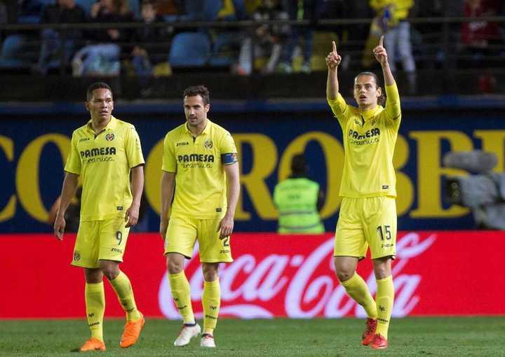 El Villarreal le ganó al Atleti