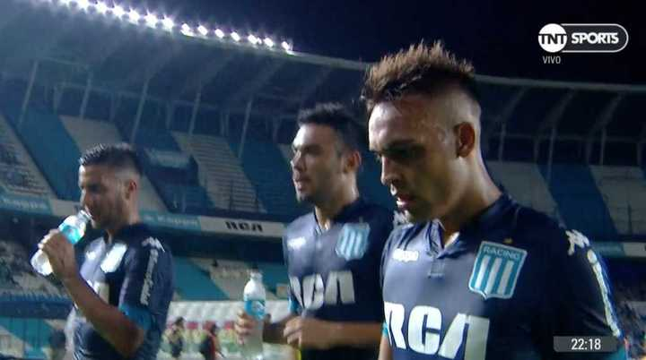 Racing no perdonó a Huracán