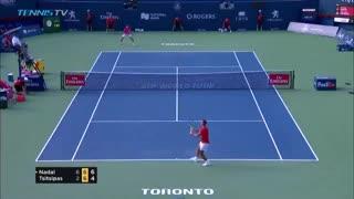 Victoria y título para Nadal en Toronto