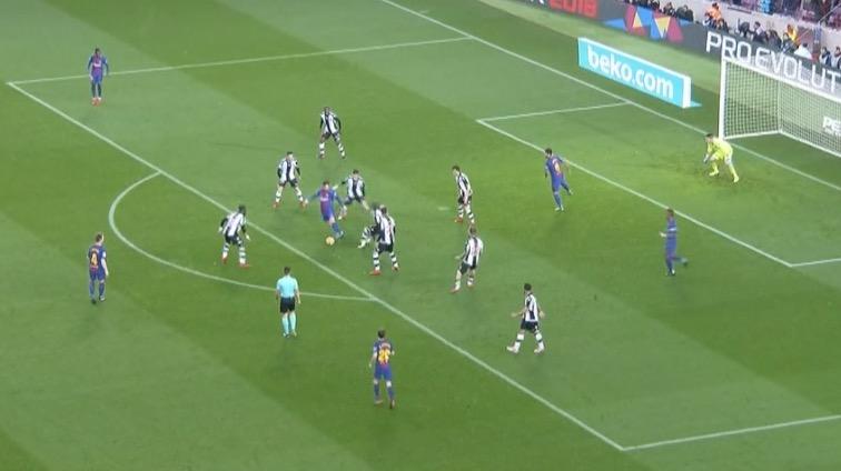 Todos contra Messi