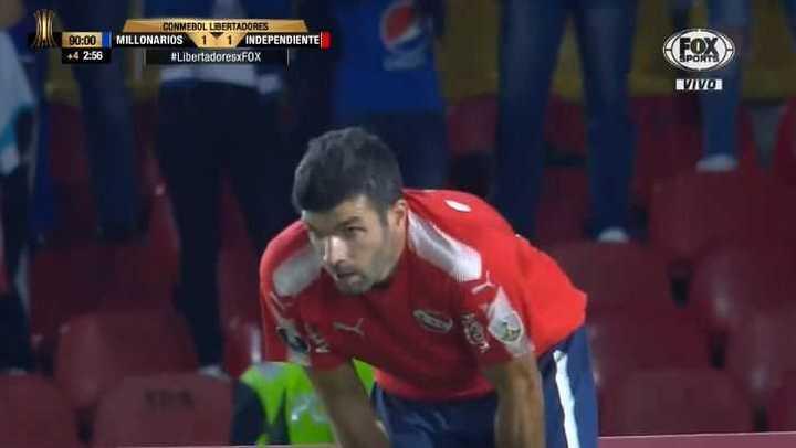 Fariñez le negó el segundo al Puma