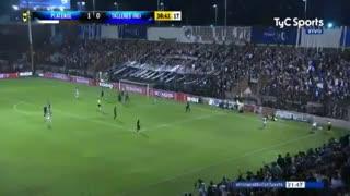 El 3-0 de Platense a Talleres (RE)