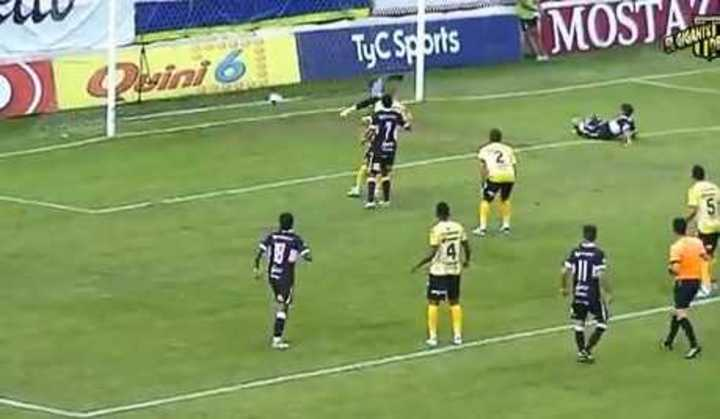 Los goles de Platense 2 - Almirante Brown 1