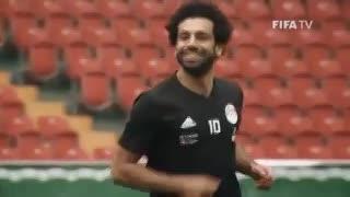Salah, la figura que ilusiona a Cúper y a todo Egipto