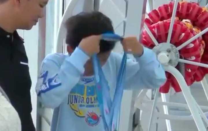 ¡Superó a Phelps teniendo 10 años!