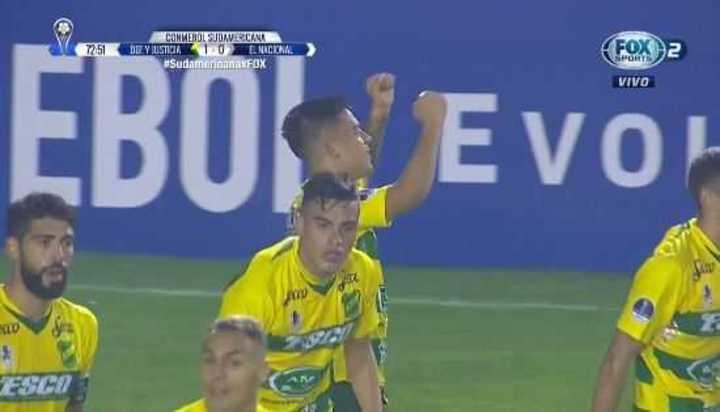Fernández rompió el cero en Varela
