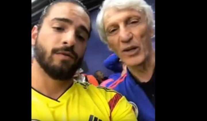 ¿Pekerman lleva a Maluma al Mundial?