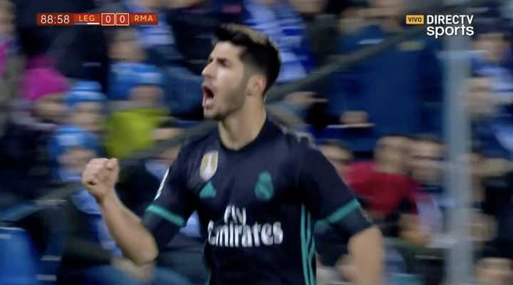 Asensio marcó el gol en una de las últimas