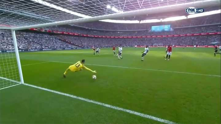 El segundo del Manchester United