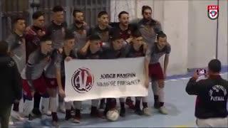 Amigos de Villa Luro venció 3-2 a Banco Nación