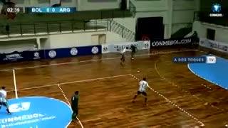 Con sufrimiento, la Mayor de Argentina le ganó 3-1 a Bolivia
