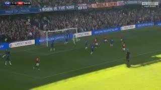 Martial empardó las cosas en Stamford Bridge