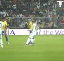 El video del padre de Neymar con las gambetas de su hijo