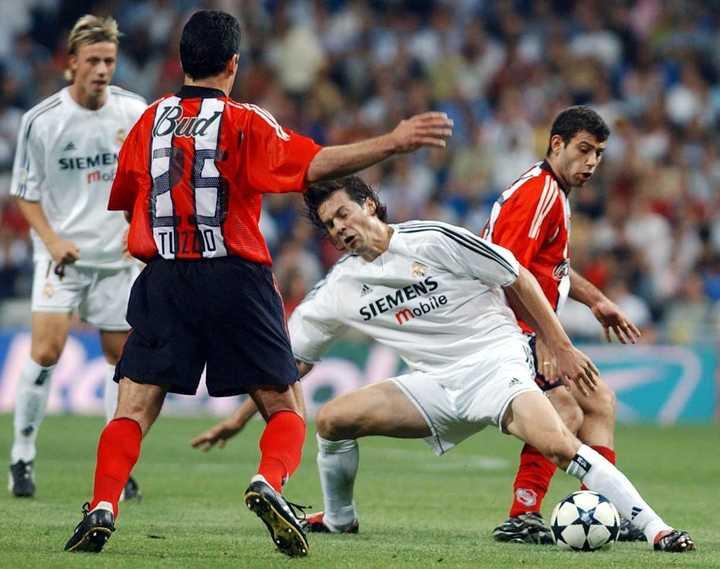 El golazo de Solari a River con la del Real Madrid