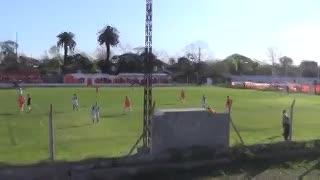 El 1-0 de Argentino de Rosario a Lugano
