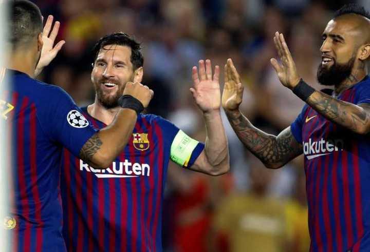 El resumen del triunfo del Barcelona