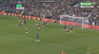 El empate agónico de Barkley para Chelsea