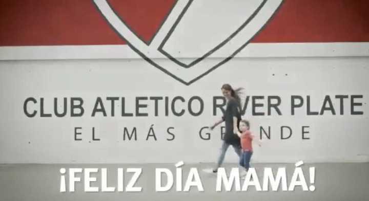El  mensaje de River a las madres