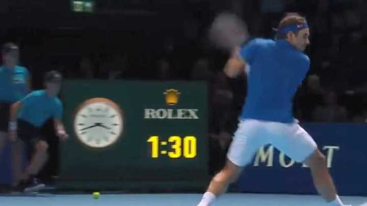¿Una avivada de Zverev ante Federer?