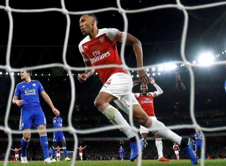 El 3 a 1 del Arsenal al Leicester