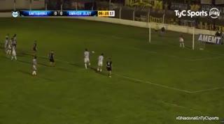 El 2-2 entre Santamarina y Gimnasia de Jujuy