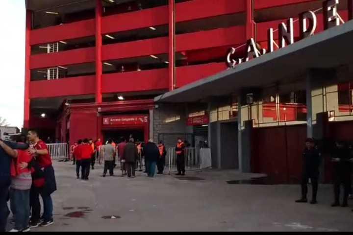 La apertura del Libertadores