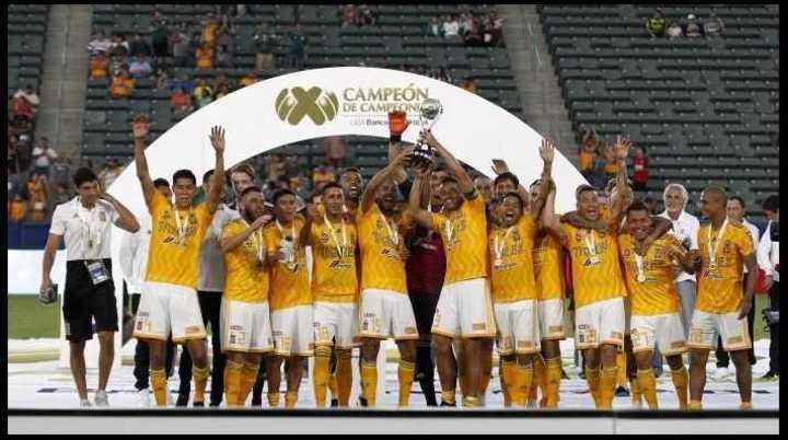 Campeones Cup: Tigres 3-1 Toronto