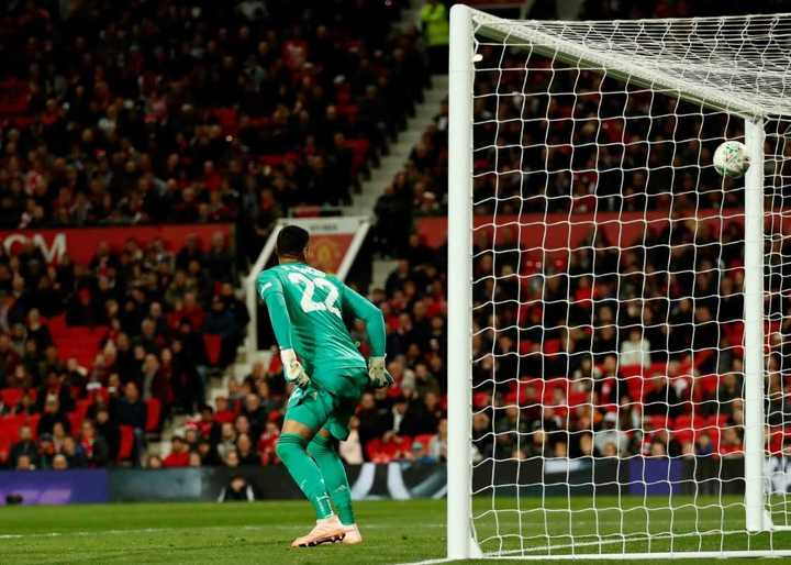 Romero fue cómplice del empate