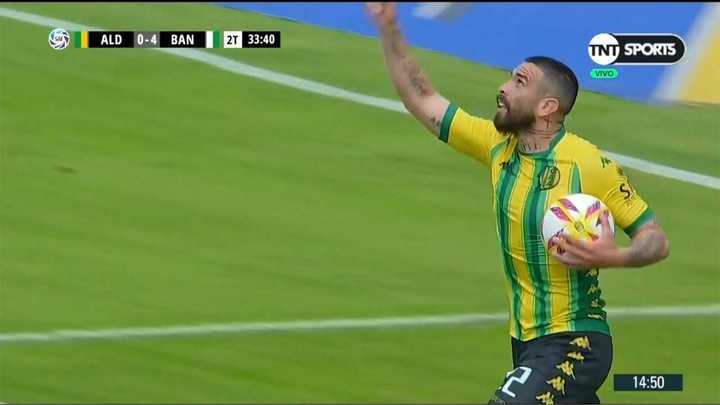 Stracqualursi volvió al gol