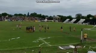 El 3-0 de Ñuñorco a Villa Mitre