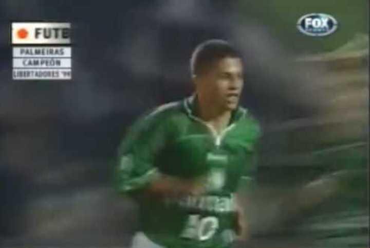 La serie de River vs. Palmeiras en 1999