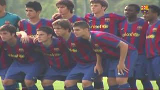 Los mejores goles de Icardi en La Masía