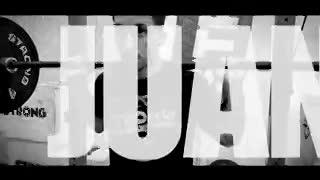 Mirá la rutina de crossfit de Juan Huidobro