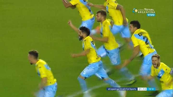 El Gasolero eliminó al Ciclón y está en Semis de Copa Argentina