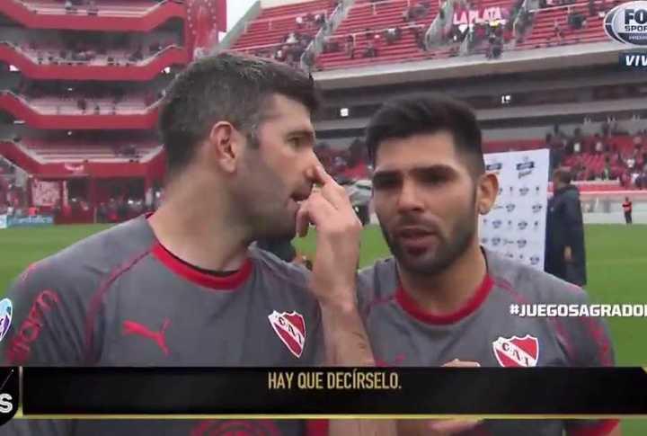 Gigliotti y Romero bancaron a Gaibor