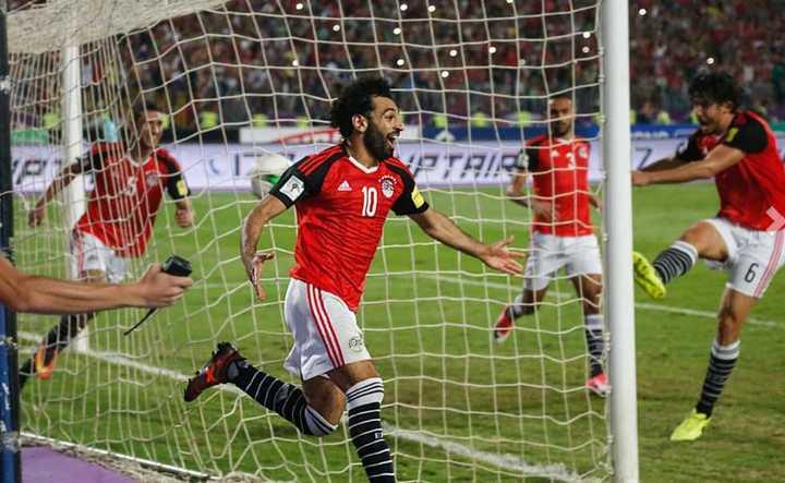 Salah recordó con emoción este momento