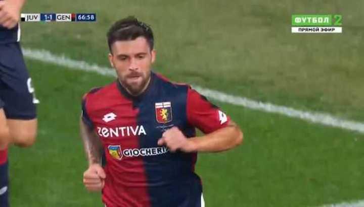 Bessa lo empató para el Genoa