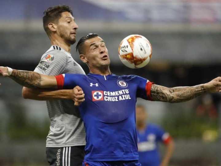 El zurdazo de Caraglio para el 2-0 de Cruz Azul ante Atlas