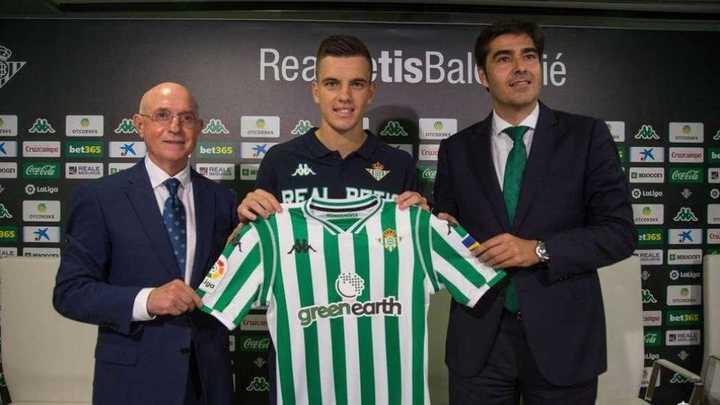 Lo Celso y la comparación de Sevilla con Rosario