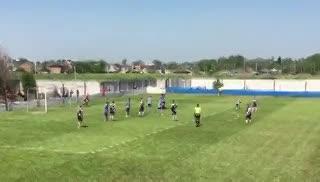 El 1-0 de Claypole a Yupanqui