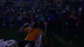 El gran gesto de Djokovic a Delpo