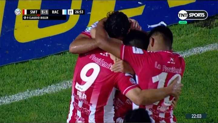 Empató San Martín de Tucumán