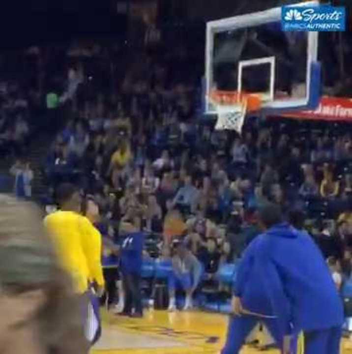 ¡Qué hiciste, Curry!