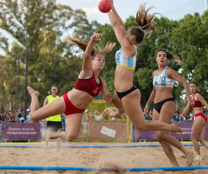 El ABC del beach handball