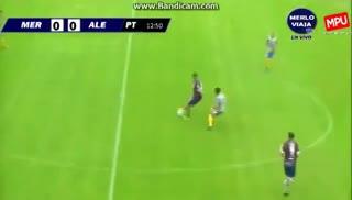 El 2-1 de Merlo a Alem