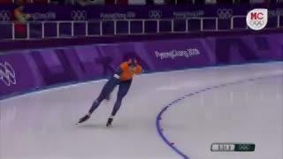 Sven Kramer, el Bolt del patinaje sobre hielo