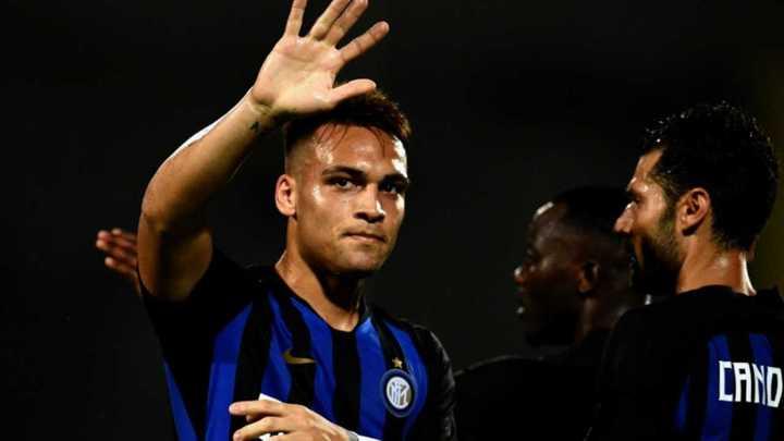 Con goles de Lautaro e Icardi el Inter empató 3 a 3 contra el Zenit