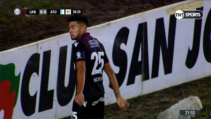 Moreno insistió, pero no pudo concretar
