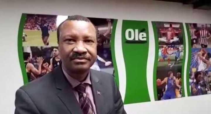 El Embajador de Haití, Guy Metayer, pasó por Olé.